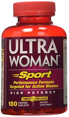 Vitamin World Ultra Woman Sport Daily Multi Vitamin, 180 Coated Caplets For Sale