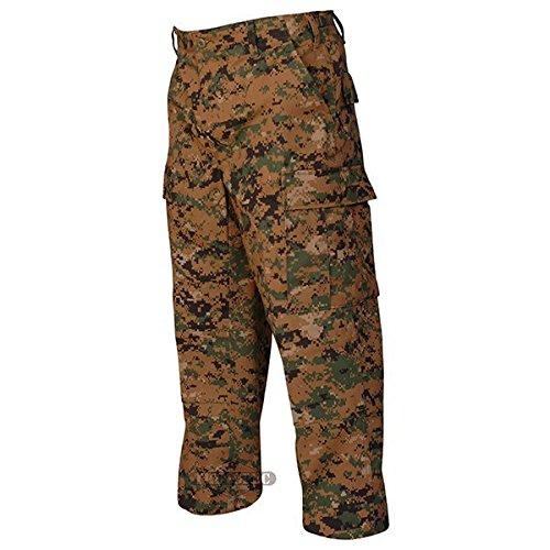 Tru-Spec Digi Battle Pants Twill Digi Woodland M-Reg 1932004