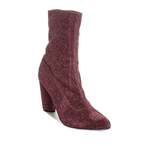 Ankle Glamorous Boots Glamorous Boots Femme Rouge Uxvg7w