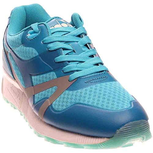 Diadora Mens N9000 Mm Bright Running Casual Sneakers,