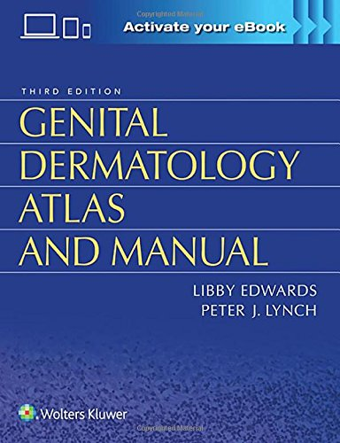 Genital Dermatology Atlas and Manual