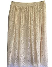 Beautiful Lace Skirt by Forever 21, Junior Women Size L