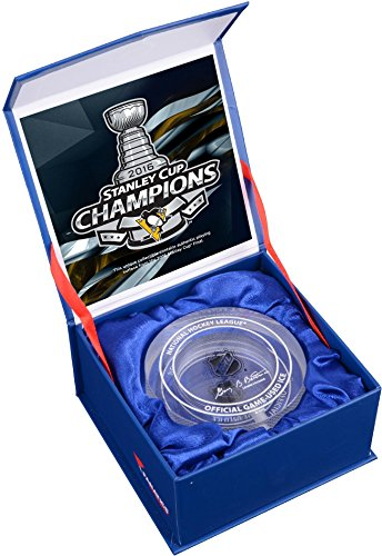Pittsburgh Penguins Stanley Champions Crystal