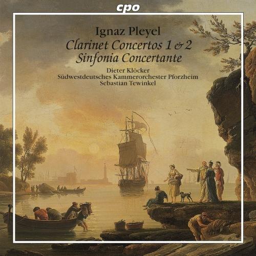 Pleyel: Clarinet Concertos 1 & 2 Sinfonia Concertante ()