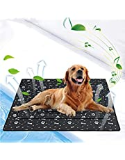 Dog Cooling Mat Pad, Cooling Pad for Dogs and Cats Dissipates Heat Away from Your Pet, Breathable, Skin-Friendly, Keep Pet Cool
