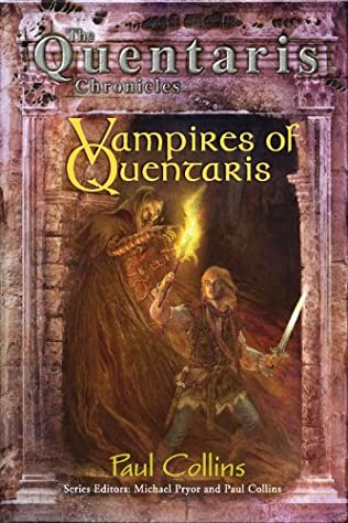 book cover of Vampires of Quentaris