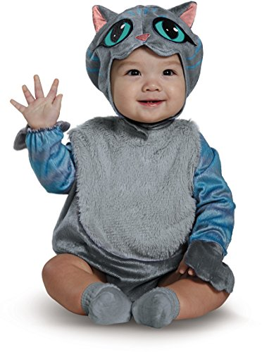 Baby Cheshire Cat Costume (Disney Baby Cheshire Cat Costume, Multi, 12-18 Months)