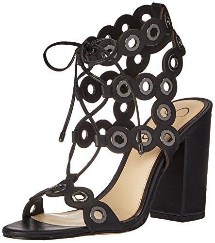 Jessica Simpson Women's Kariss Dress Sandal Black oQDnl8