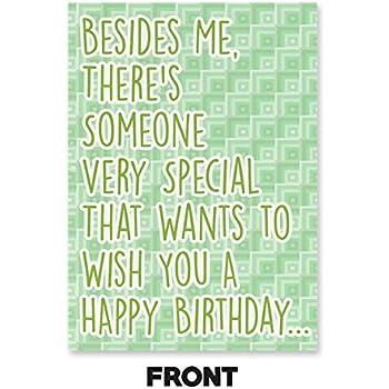 Amazon his name is john cena birthday card with meme sound his name is john cena birthday card with meme sound bookmarktalkfo Gallery
