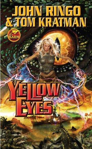 Read Online Yellow Eyes (Posleen War) ebook