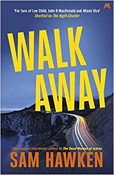 Walk Away: Camaro Espinoza Book 2