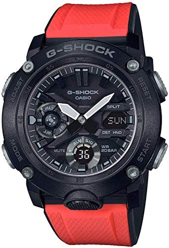 Casio G Shock GA 2000E 4 G Carbon Limited product image