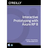 Interactive Prototyping with Axure RP 8 - Training DVD