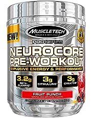MT Pro Series Neurocore Pre-Workout 50 servings Fruit Punch US/INTL