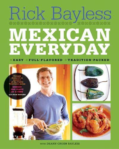 Top 10 best mexican cookbook rick bayless