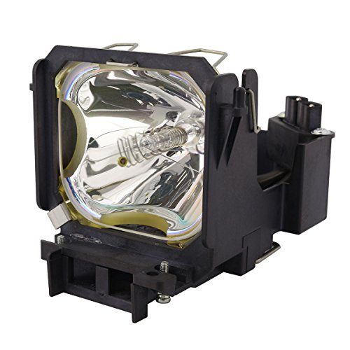 AuraBeam Professional Replacement Lamp for Sony LMP-P260 with Housing (Powered by Philips)