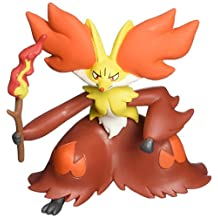 Takaratomy Official Pokemon X and Y SP-08 Delphox Action Figure