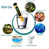 MUCH 3 in 1 TDS Meter Digital Water Quality Tester