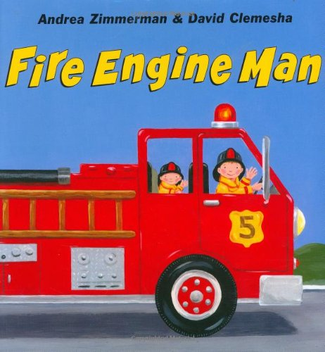 Fire Engine Man ebook