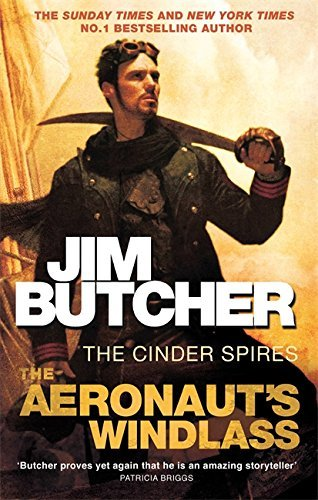 jim butcher 2015 - 3