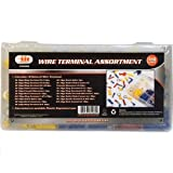 IIT 82980 Non-Soldering Electrical Terminal Assortment, 160-Piece