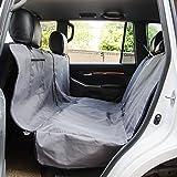 Car Pet Seat Hammock (Grey)