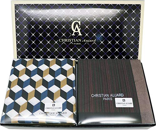 Handkerchief Box - LEEVO Handkerchief Men Assorted Woven Cotton 100% Hankies Fashion 10pack Box Gift Pack (17.5inch 10pack Gift Box no2)