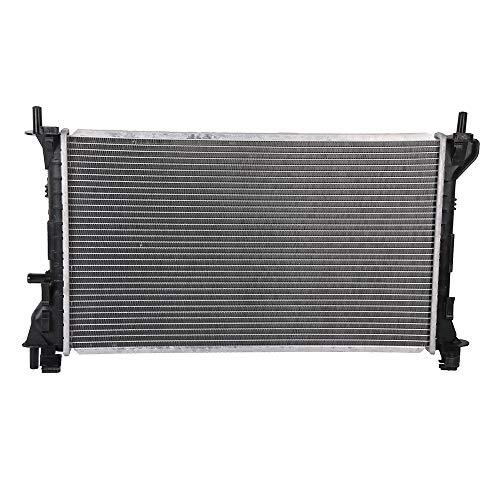 02 ford focus radiator - 7