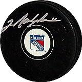 Mark Messier Signed New York Rangers Autograph Puck