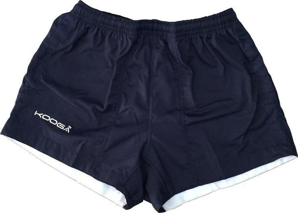Kooga Prok Rugby Short – サイドポケット B0782XGW2K ネイビー 3XLarge 3XLarge ネイビー