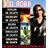 J.D. Robb IN DEATH COLLECTION books 21-25