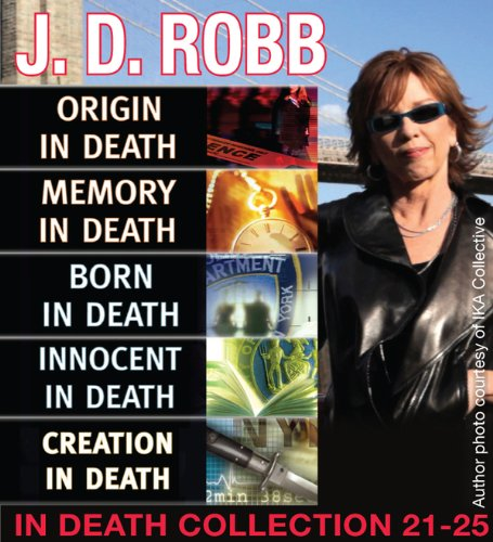 Berkley Collection (J.D. Robb IN DEATH COLLECTION books 21-25)