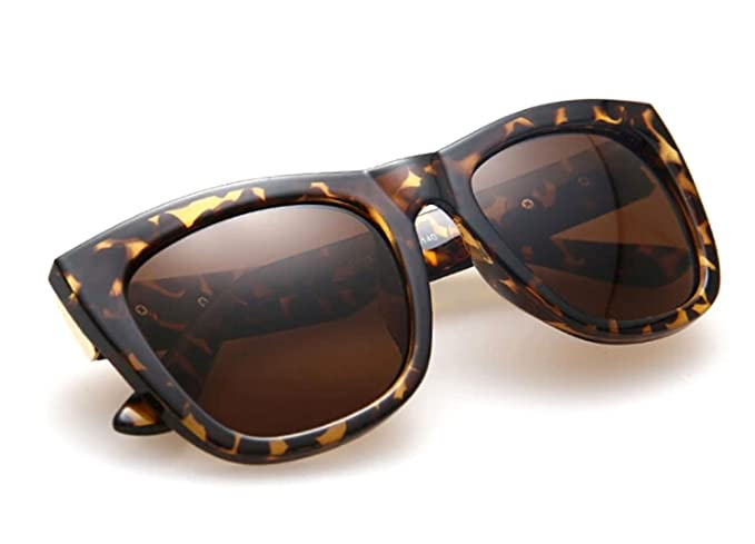 Bronze Times (TM) Gafas de Sol Polarizadas UV 400 Remanche ...