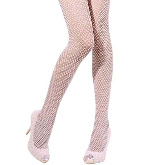 7dde17e400c40 Amazon.com: Pitping Latin Ballroom Dance Fishnet Tights Stockings for Dancer  Seamless Tights Ballet ,Beige,One Size: Clothing