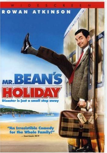 DVD : Mr Bean's Holiday (, Dubbed, Dolby, AC-3, Widescreen)