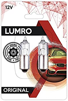 2x Citroen C4 Picasso MK1 Genuine Osram Ultra Life Number Plate Lamp Light Bulbs