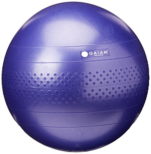 Gaiam-Total-Body-Balance-Ball-Kit-Includes-Anti-Burst-Stability-Exercise-Yoga-Ball-Air-Pump-Workout-DVD
