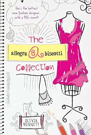 book cover of The Allegra Biscotti Collection