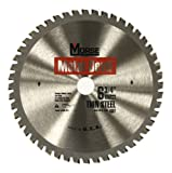 MK Morse CSM67548TSC Metal Devil 6-3/4' Thin Steel Cutting Circular Saw Blade