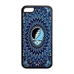 iPhone 5c Case - Grateful Dead iPhone 5c TPU Designer Case Cover Protector
