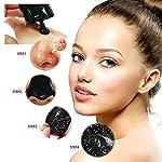SHILLS Black Mask, Peel Off Mask, Blackhead Remover Mask, Charcoal Mask, Blackhead Peel Off Mask and Brush Kit
