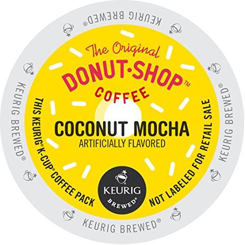 The Original Donut Shop Coconut Mocha, 96 Count