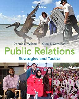Public Relations Strategies And Tactics 11th Edition Pdf