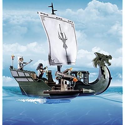 PLAYMOBIL Drago's Ship: Toys & Games