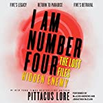 I Am Number Four: The Lost Files: Hidden Enemy | Pittacus Lore