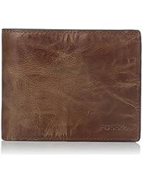 Men's RFID Flip ID Bifold Wallet