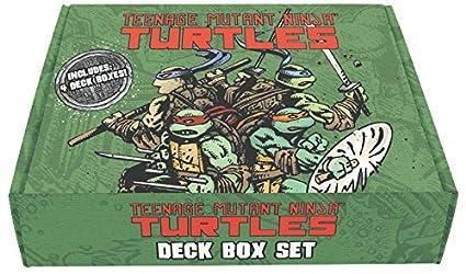 Amazon.com: IDW Games Teenage Mutant Ninja Turtles - Juego ...