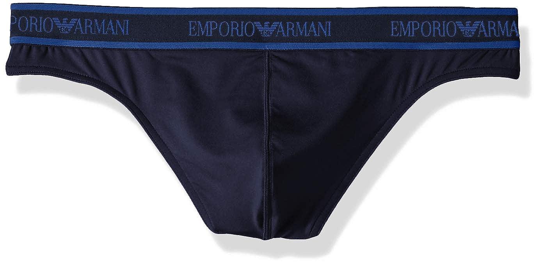 Emporio Armani Essential Microfiber Thong