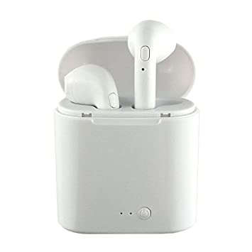 STARKOM Mini Auriculares Bluetooth I7s TWS [versión original] Mini Auriculares wirless Bluetooth Airpods IOS