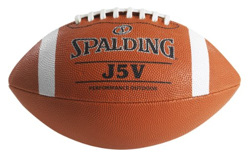Spalding J5V Rubber Football, Junior